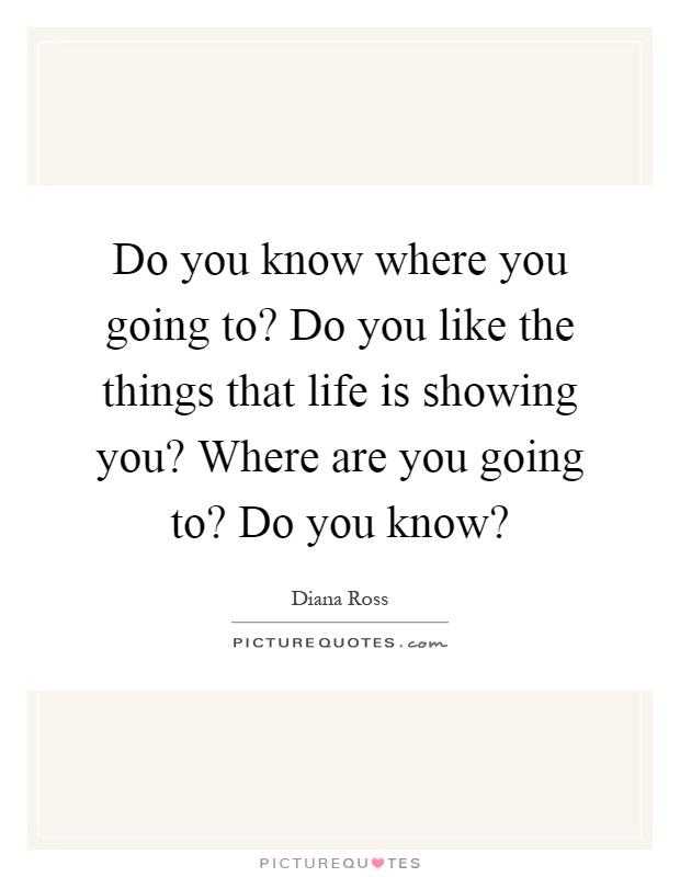 Diana Ross Mahogany quote